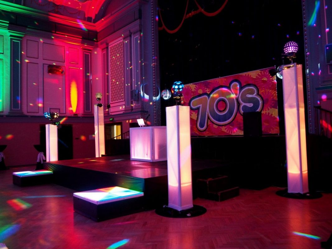 Led Podium Hire Feel Good Events Melbourne