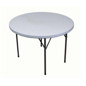 Round Trestle table hire