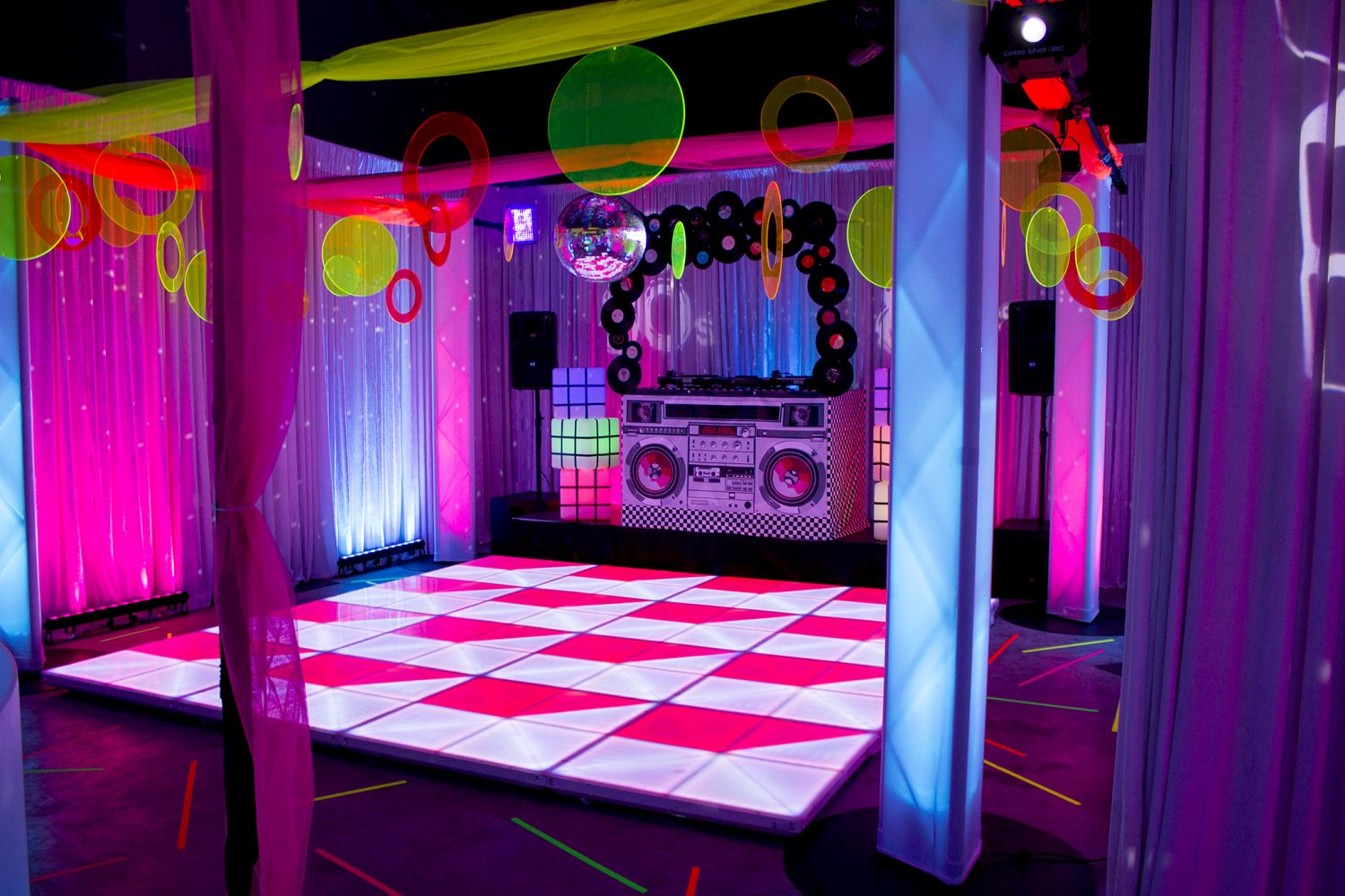 Led 1m Strip Light Hire Feel Good Events Melbourne