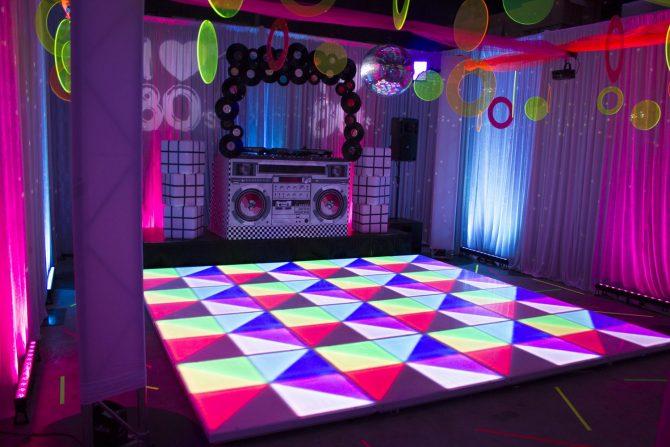 Illuminated Led Dance Floor Hire Feel Good Events