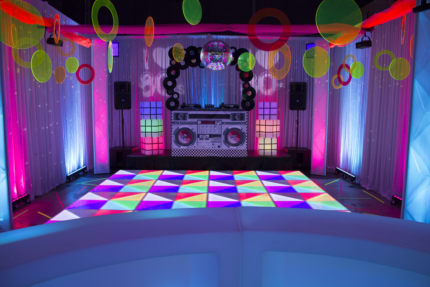 80s theme party feel good events