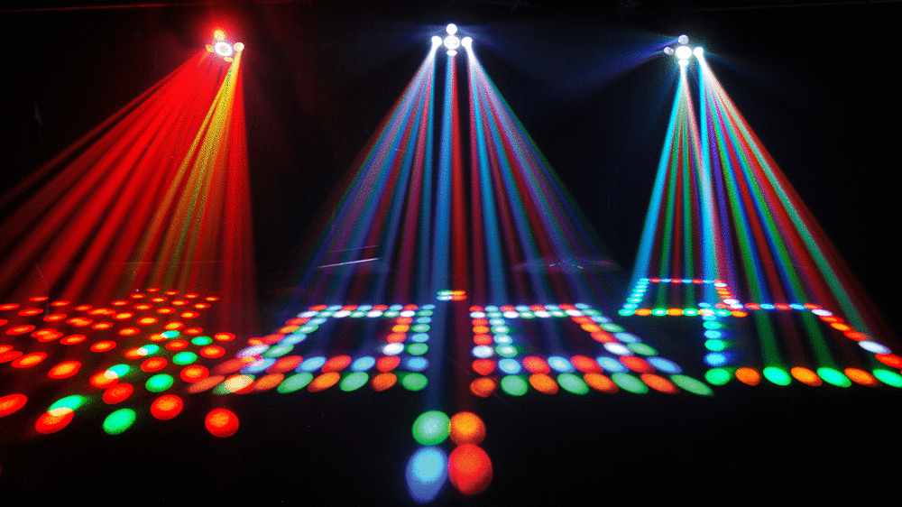 Circus Led Light Hire Feel Good Events Melbourne