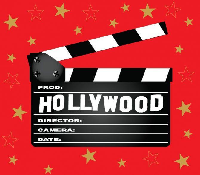 Medium Backdrop - Hollywood Take Board