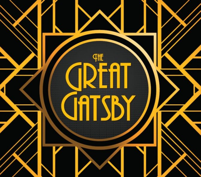 Medium Backdrop - Great Gatsby Style