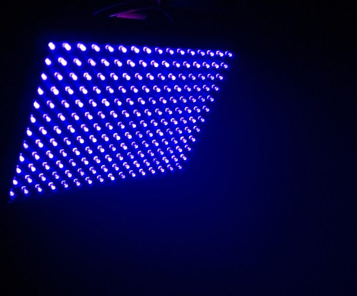UV Light LED Panel Is One Of Our Most Popular Lights To Hire And Is Used At  All Types Of Parties.