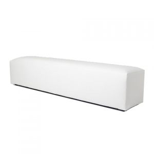 White-Long-Ottoman-Hire-Melbourne
