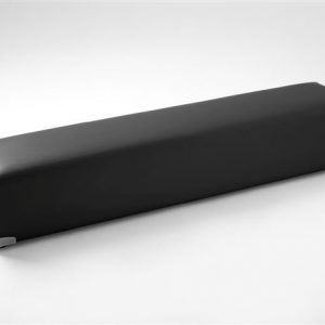 Black Long Ottoman