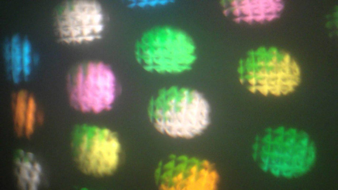 Cubist Light Effect