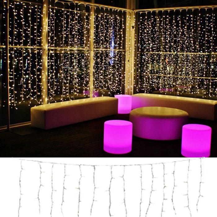 LED Fairy Light Curtain Hire | Feel Good Events | Melbourne