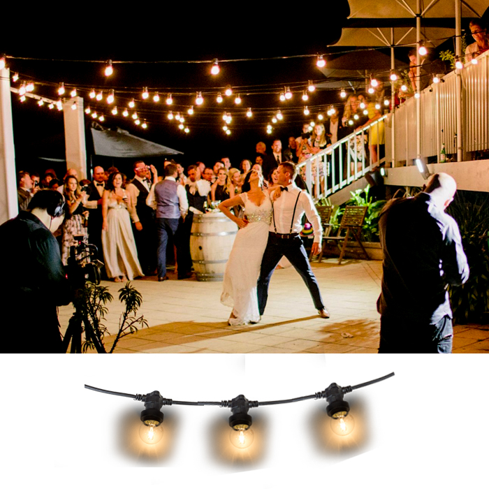 Festoon Light Hire
