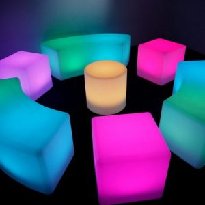 Illuminated LED Furniture (Party)
