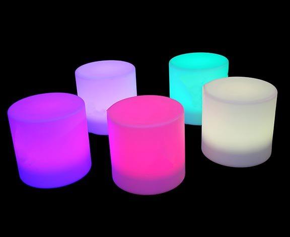 illuminated-round-stools