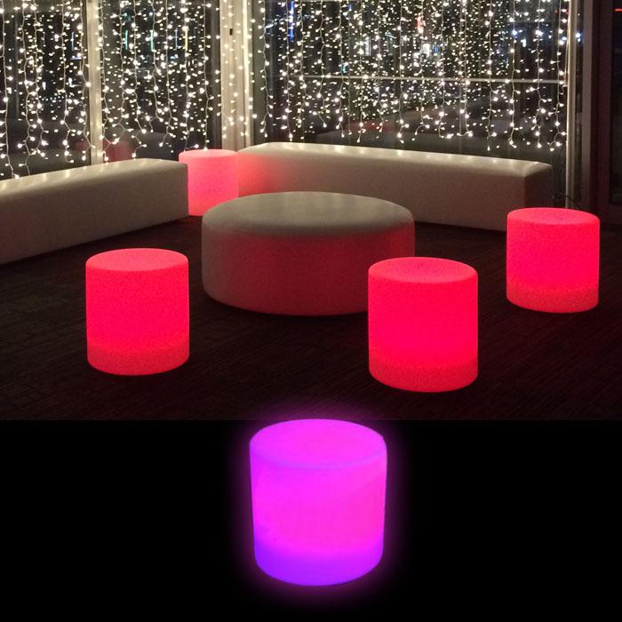 led stool