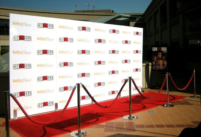 Red Carpet Arrival Backdrops | Feel Good Events | Melbourne