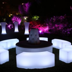 Illuminated LED Furniture (Event)