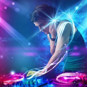 Event Management DJ Hire Service