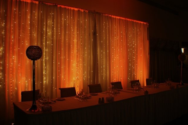 Fairy Light Backdrop Feel Good Events Melbourne