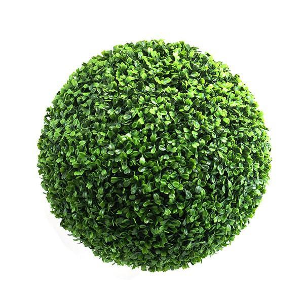 green Boxwood Balls
