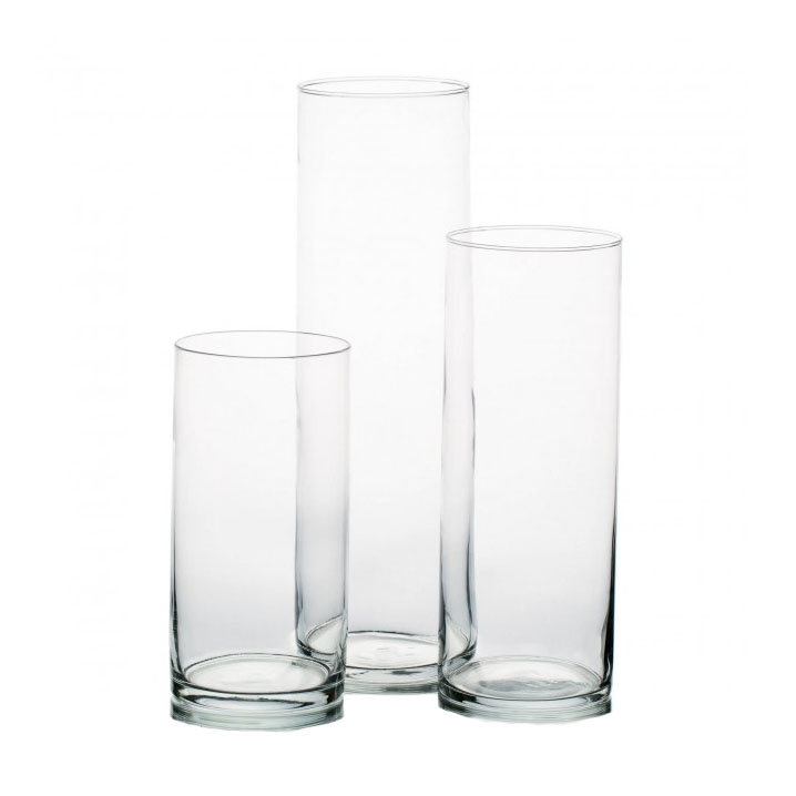 Tall Glass Vase Hire Feel Good Events Melbourne