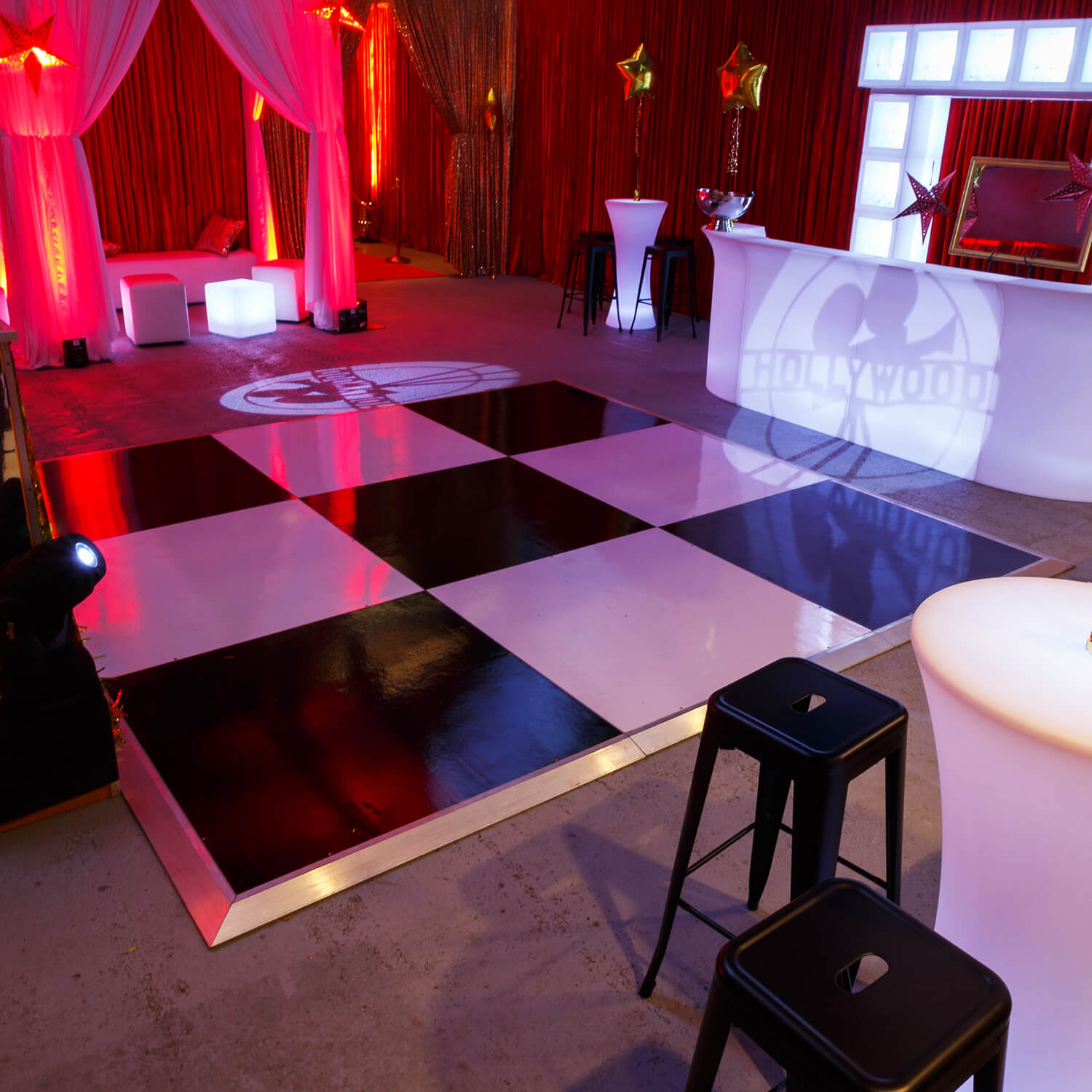 Black Amp White Dance Floor Hire Feel Good Events Melbourne