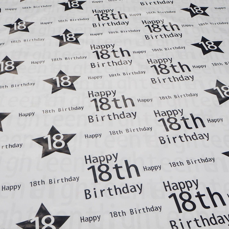 118th Birthday Backdrop Hire