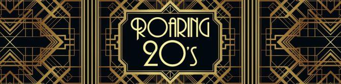 Entrance Banner - Roaring 20's