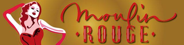 Entrance Banner - Moulin Rouge