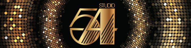 Entrance Banner - Studio 54