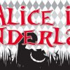 Entrance Banner - Alice In Wonderland