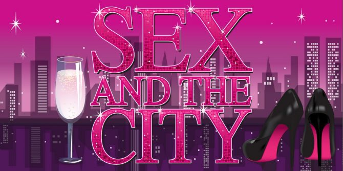 Large Backdrop - Sex And The City