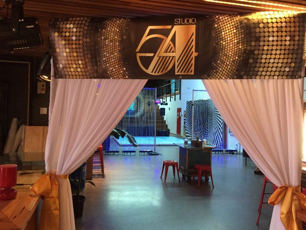 Studio 54 Theme Party Equipment Hire Feel Good Events