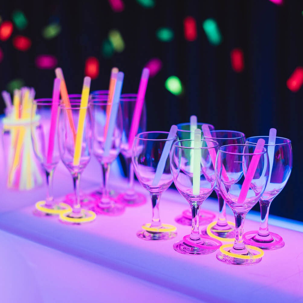 Party Glassware Hire Melbourne in Party