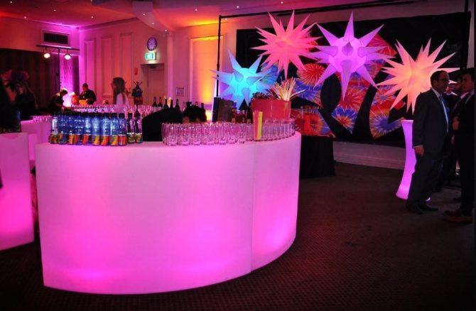 Illuminated Bar