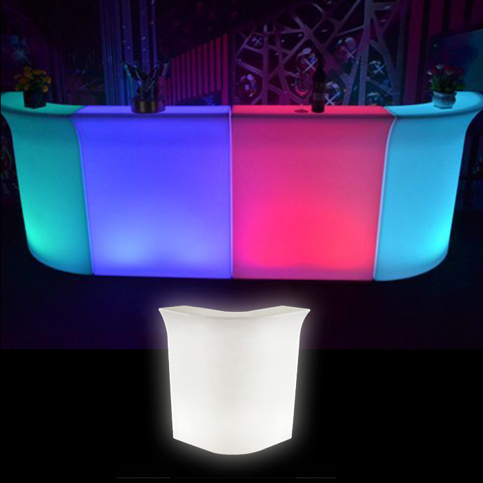 Led Corner Bar Hire Feel Good Events Melbourne