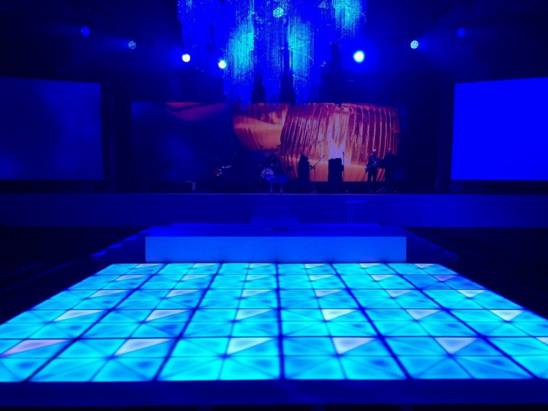 Illuminated Led Dance Floor Feel Good Events Melbourne