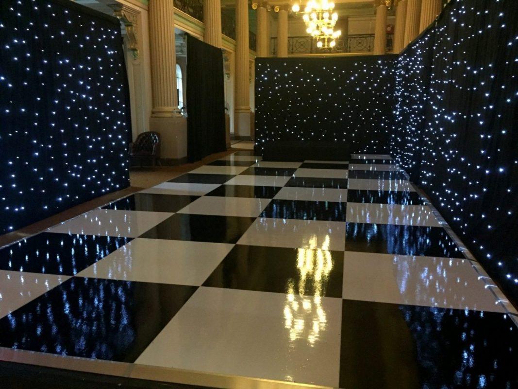 Black Amp White Dance Floor Hire Feel Good Events Melbourne