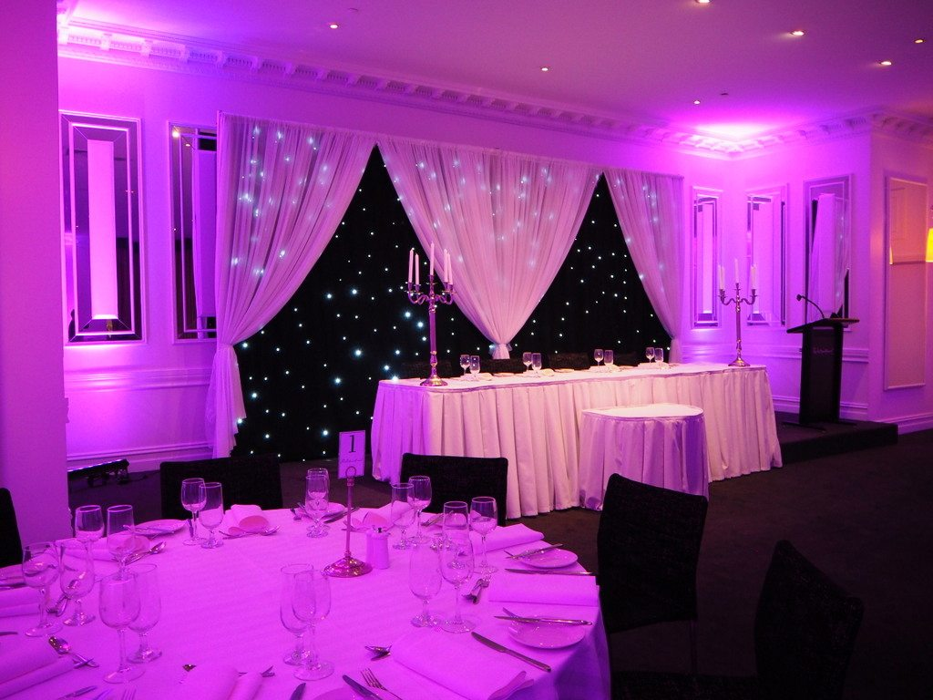 Starry Night Backdrop Feel Good Events Melbourne