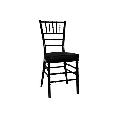 Wedding Black Tiffany Chair