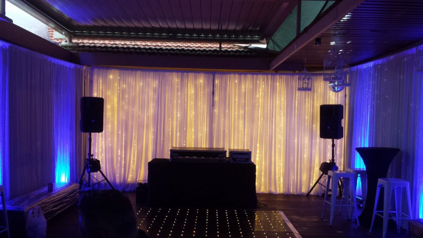 Led Fairy Light Curtain Hire Feel Good Events Melbourne