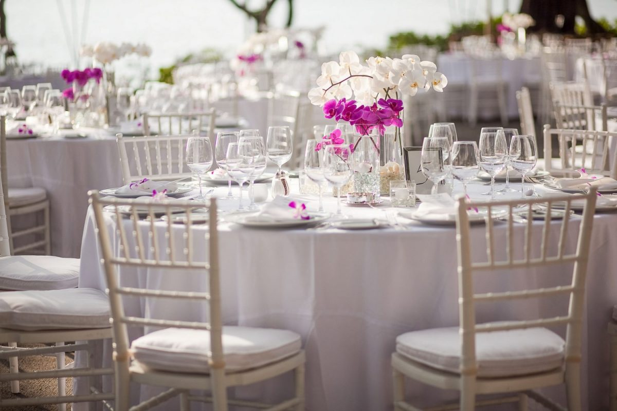 White tiffany chair hire feel good events melbourne