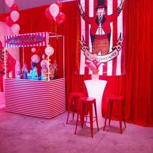 Small Backdrop - Entertainer