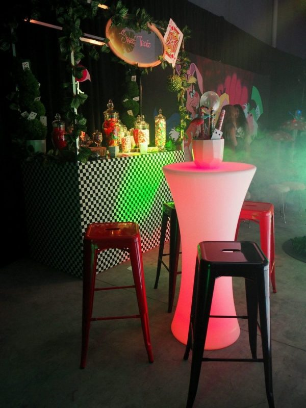 Black Bar Stool Hire Feel Good Events Melbourne