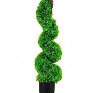 spiral-hedge