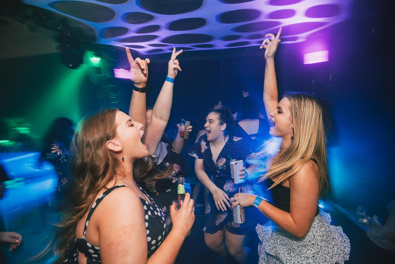 Dance Party Hire Melbourne Jungle Theme