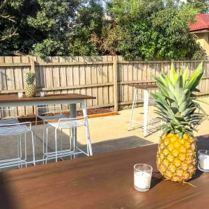 Outdoor Furniture Tolix Stools Hire Melbourne Tropical Theme