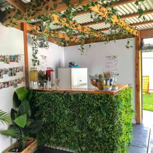 Vine Covered Bar Hire Theme Melbourne