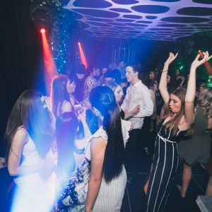 Web canopy over dance floor hire melbourne