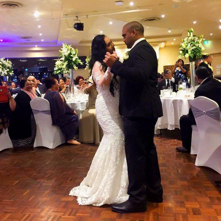 Rosie & Wesley Wedding