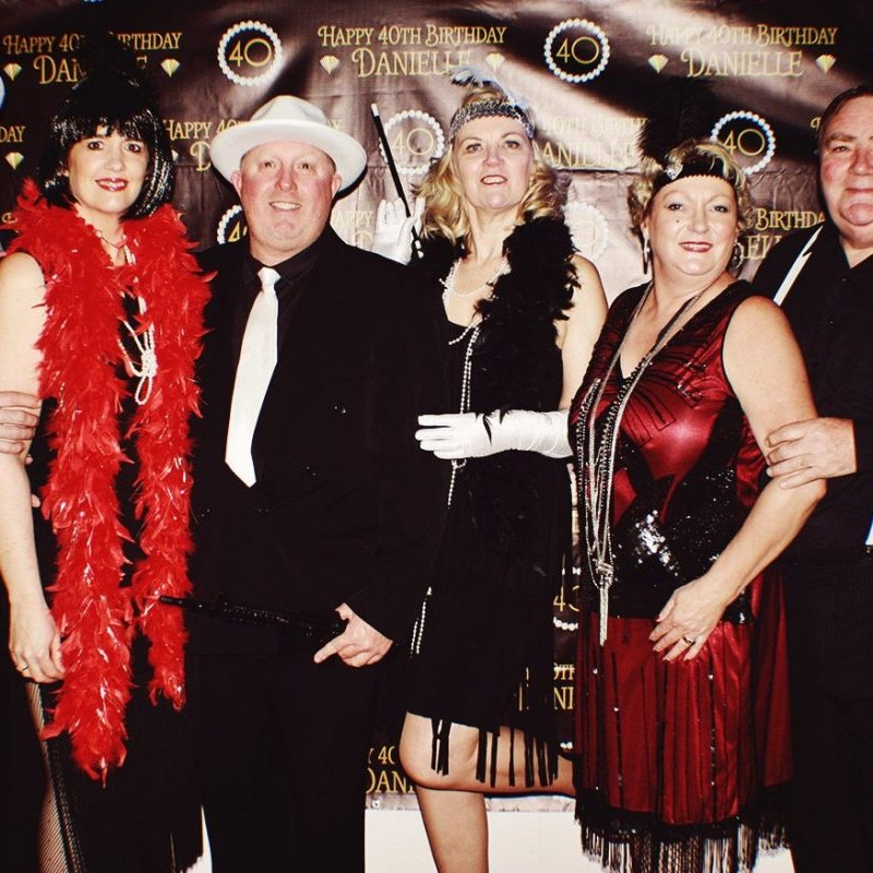 1920s party theme