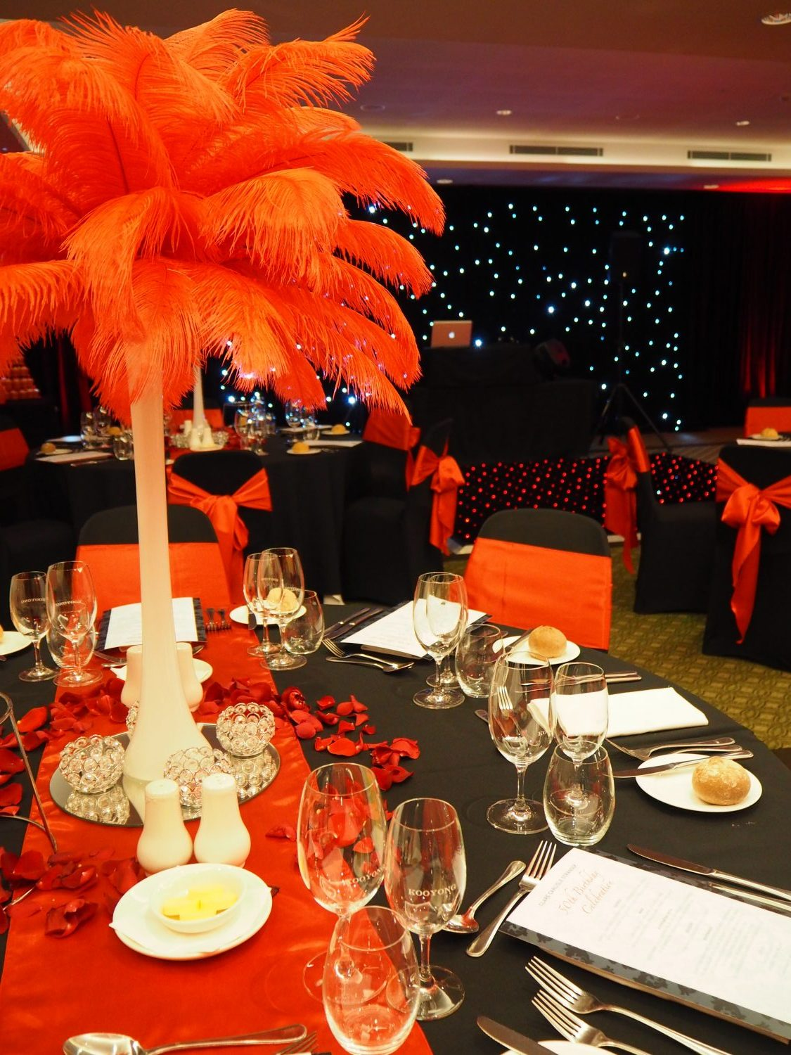 Burlesque Theme Party Equipment Hire Feel Good Events